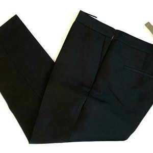 NEW $198 J.Crew Collection Cigarette Pant F2865